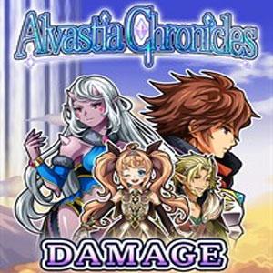Alvastia Chronicles Damage Master Orb