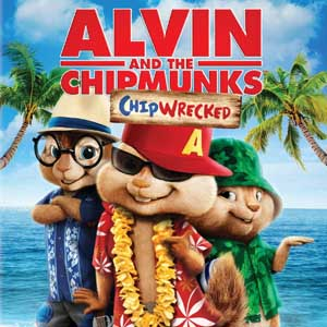 Alvin and the Chipmunks Chipwrecked