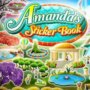 Buy Amandas Sticker Book CD Key Compare Prices