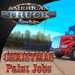 Buy American Truck Simulator Christmas Paint Jobs Pack CD Key Compare Prices