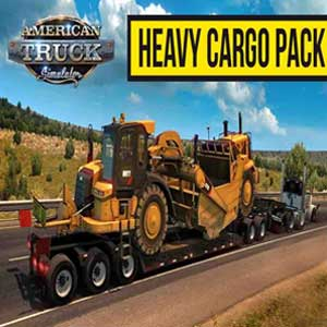 Buy American Truck Simulator Heavy Cargo Pack CD Key Compare Prices