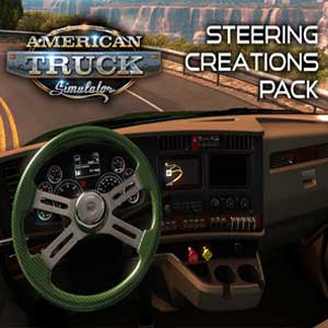 Buy American Truck Simulator Steering Creations Pack CD Key Compare Prices
