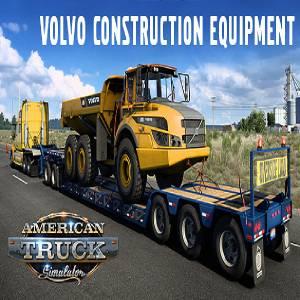American Truck Simulator Volvo Construction Equipment
