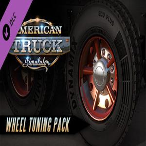 American Truck Simulator Wheel Tuning Pack