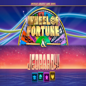 America's Greatest Game Shows Wheel of Fortune and Jeopardy