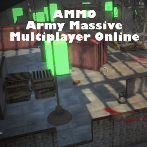 AmmO Army Massive Multiplayer Online