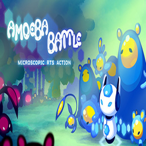 Amoeba Battle Microscopic RTS Action