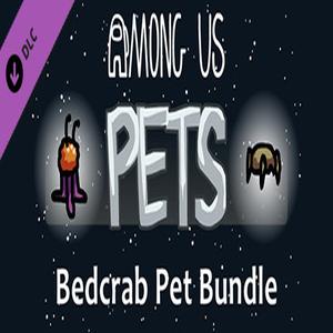 Among Us Bedcrab Pet Bundle