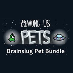 Among Us Brainslug Pet Bundle