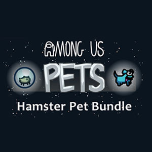 Among Us Hamster Pet Bundle