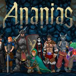 Buy Ananias Roguelike CD Key Compare Prices