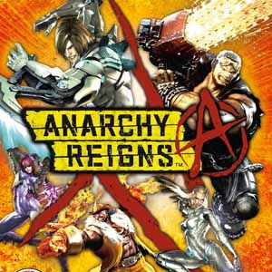 Buy Anarchy Reigns PS3 Game Code Compare Prices