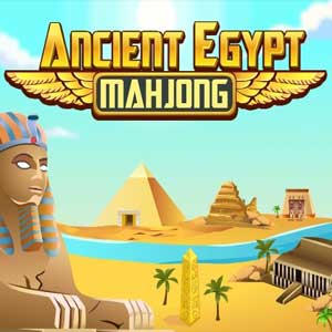 Ancient Pyramids Mahjong 2