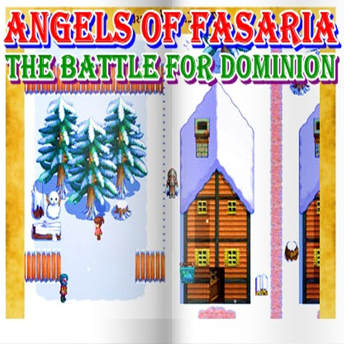 Angels of Fasaria The Battle for Dominion