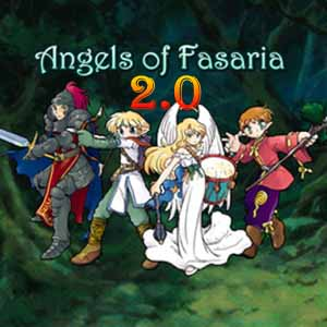 Buy Angels of Fasaria Version 2.0 CD Key Compare Prices