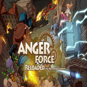 Buy AngerForce Reloaded for Nintendo Switch Nintendo Switch Compare Prices