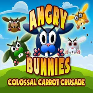 Angry Bunnies Colossal Carrot Crusade Carrotville