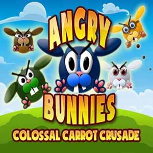 Angry Bunnies Colossal Carrot Crusade Heroes