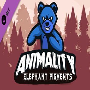 Animality Elephant Colour Pigments