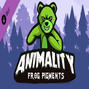 ANIMALITY Frog Colour Pigments