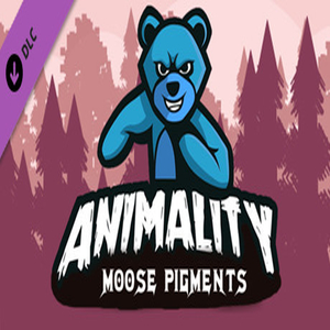 ANIMALITY Moose Colour Pigments
