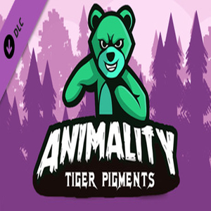 ANIMALITY Tiger Colour Pigments