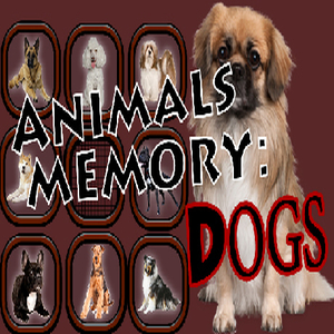 Animals Memory Dogs