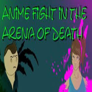 Anime Fight in the Arena of Death