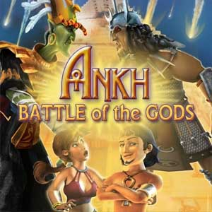 Ankh 3 Battle of the Gods