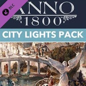 Anno 1800 City Lights Pack