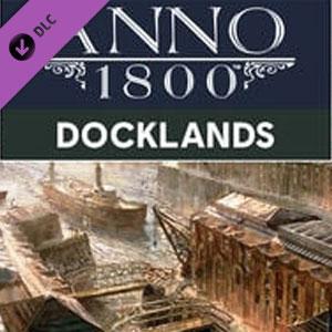 Anno 1800 Docklands