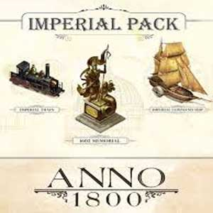 Buy Anno 1800 Imperial Pack CD Key Compare Prices