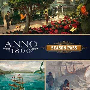 Buy Anno 1800 Season Pass CD KEY Compare Prices
