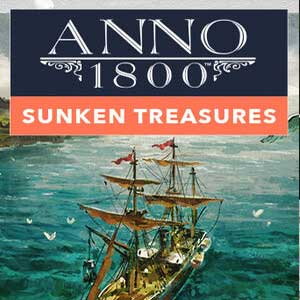 Buy Anno 1800 Sunken Treasures CD KEY Compare Prices