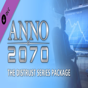 Anno 2070 The Distrust Series Package