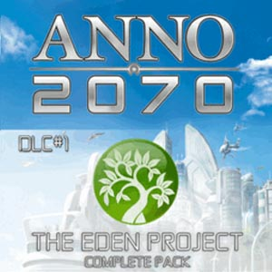 Buy Anno 2070 The Eden Project Complete Pack CD Key Compare Prices