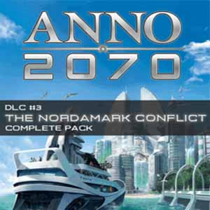 ANNO 2070 The Nordamak Conflict Complete Pack