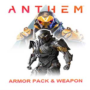 Anthem Armor & Weapon Pack