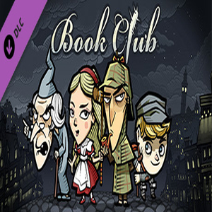 Buy Antihero Book Club Characters CD Key Compare Prices