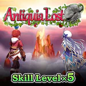 Antiquia Lost Skill Level Crystal