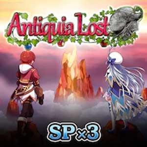 Antiquia Lost SP Crystal