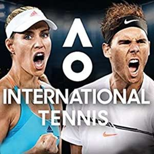 Buy AO International Tennis PS4 Compare Prices