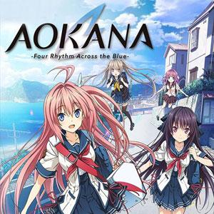Buy Aokana Four Rhythms Across the Blue PS4 Compare Prices