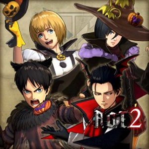 Buy AOT2 Halloween Costume Set PS4 Compare Prices
