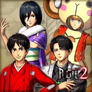 Buy AOT2 Japanese New Year Costume Set PS4 Compare Prices