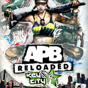 Buy APB Reloaded Key to the City CD Key Compare Prices