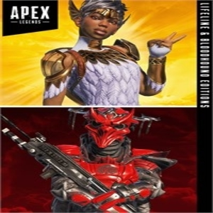 Apex Legends Lifeline and Bloodhound Double Pack