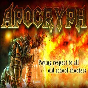 Buy Apocryph an old-school shooter CD Key Compare Prices