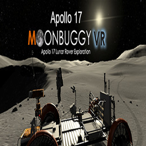 Apollo 17 Moonbuggy VR