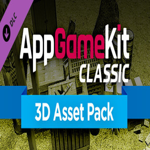 Buy AppGameKit Classic 3D Asset Pack CD Key Compare Prices